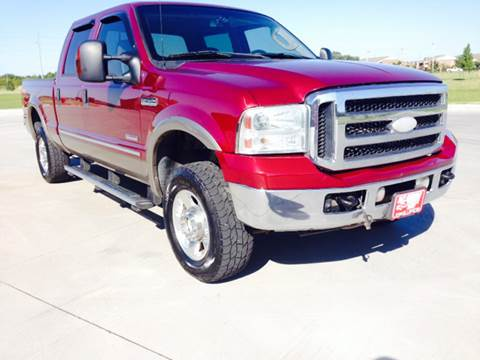 2006 Ford F-250 Super Duty for sale at Oklahoma Trucks Direct in Norman OK
