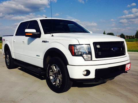 2013 Ford F-150 for sale in Norman, OK