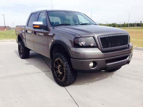 2006 Ford F-150 for sale in Norman, OK