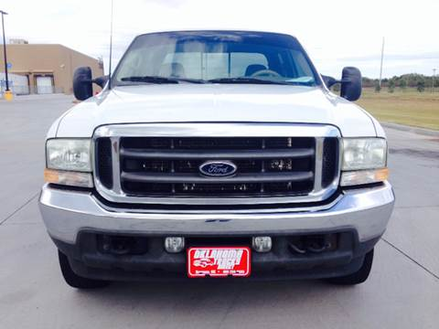 2002 Ford F-250 Super Duty for sale in Norman, OK