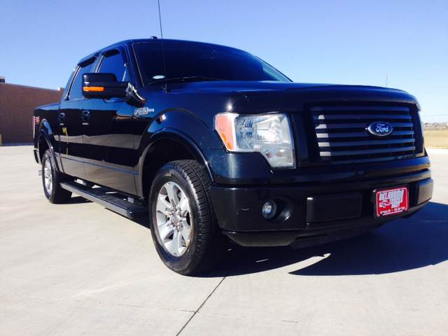 2010 ford f-150 fx2 in norman ok - oklahoma trucks direct