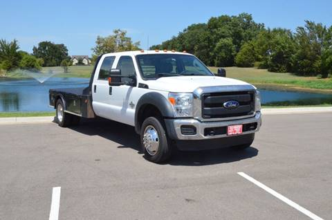 2016 Ford F-550 Super Duty for sale in Norman, OK