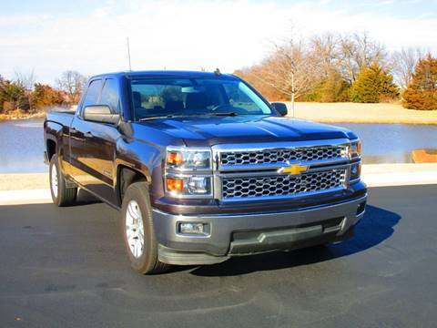2014 Chevrolet Silverado 1500 for sale at Oklahoma Trucks Direct in Norman OK