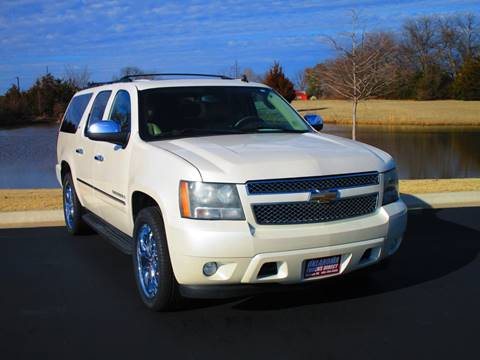 2010 Chevrolet Suburban for sale at Oklahoma Trucks Direct in Norman OK