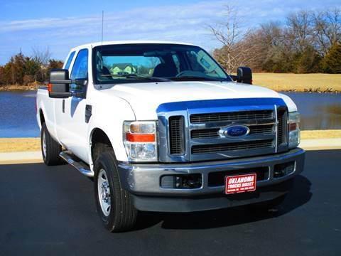 2009 Ford F-250 Super Duty for sale at Oklahoma Trucks Direct in Norman OK