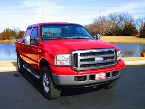 2007 Ford F-350 Super Duty for sale at Oklahoma Trucks Direct in Norman OK