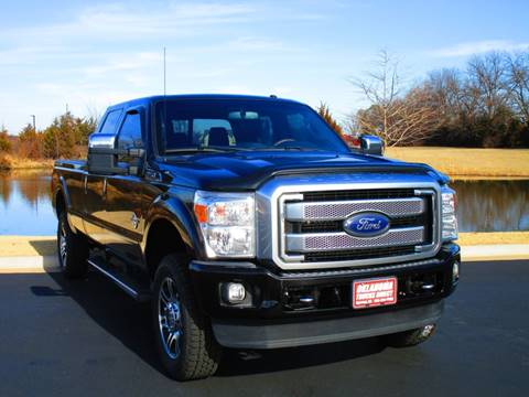 2016 Ford F-350 Super Duty for sale at Oklahoma Trucks Direct in Norman OK