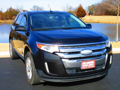 2013 Ford Edge for sale at Oklahoma Trucks Direct in Norman OK