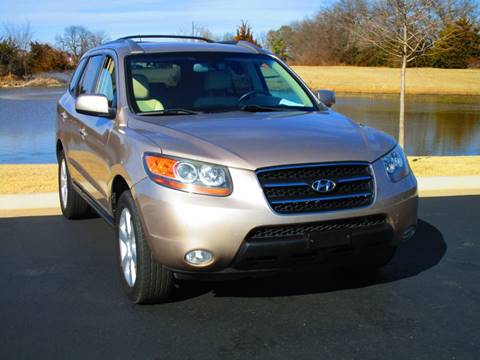 2007 Hyundai Santa Fe for sale at Oklahoma Trucks Direct in Norman OK