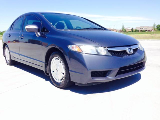 2009 Honda Civic For Sale At Oklahoma Trucks Direct In Norman OK