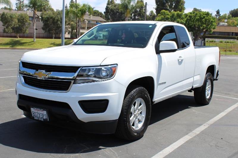 2015 Chevrolet Colorado Work Truck In Orange Ca Bruns Motors