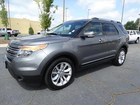2014 Ford Explorer for sale in Columbus GA