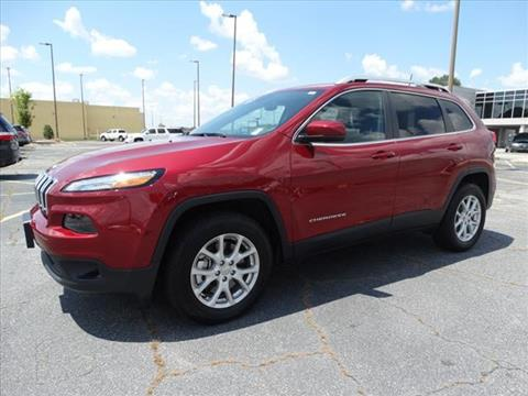 2017 Jeep Cherokee for sale in Columbus, GA