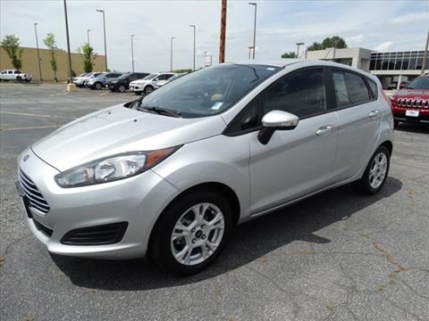 2016 Ford Fiesta for sale in Columbus GA