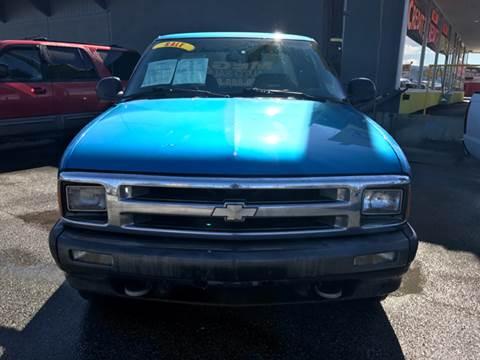 1994 Chevrolet S-10 for sale in Wenatchee, WA