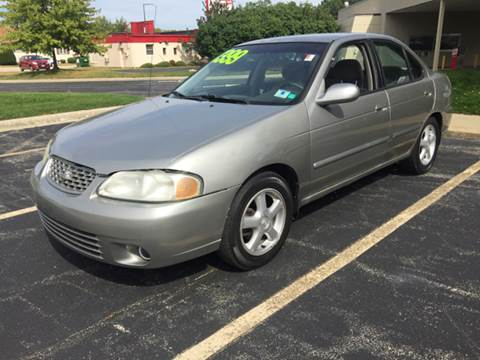 2000 Nissan Sentra for sale in Lovespark, IL