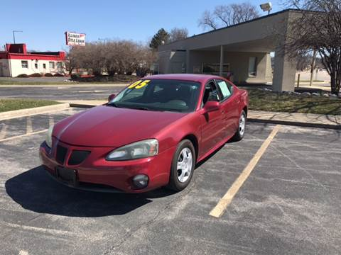 2005 Pontiac Grand Prix for sale at Peak Motors in Loves Park IL