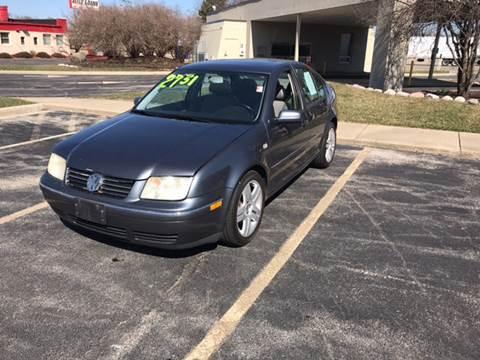 2004 Volkswagen Jetta for sale at Peak Motors in Loves Park IL