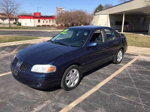 2006 Nissan Sentra for sale at Peak Motors in Loves Park IL