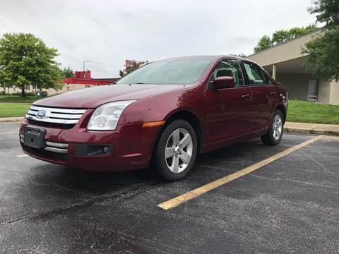 2007 Ford Fusion for sale at Peak Motors in Loves Park IL