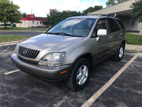 2000 Lexus RX 300 for sale at Peak Motors in Loves Park IL