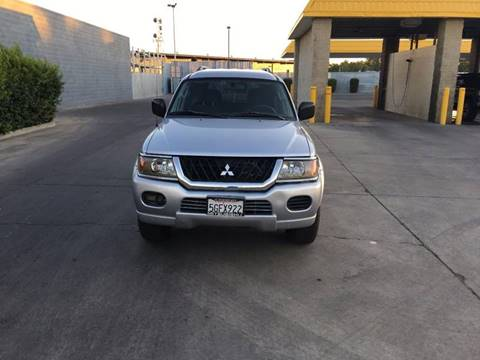 2004 Mitsubishi Montero Sport for sale in Turlock, CA