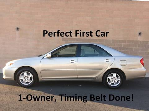 2003 Toyota Camry for sale in Irwindale, CA