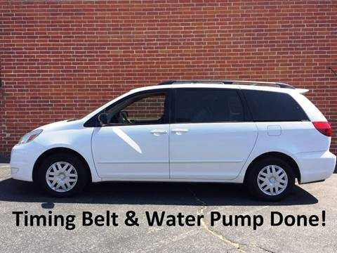 2005 Toyota Sienna for sale in Irwindale, CA