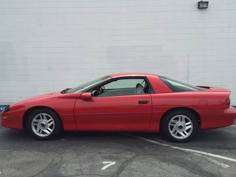 1996 Chevrolet Camaro for sale in Irwindale CA