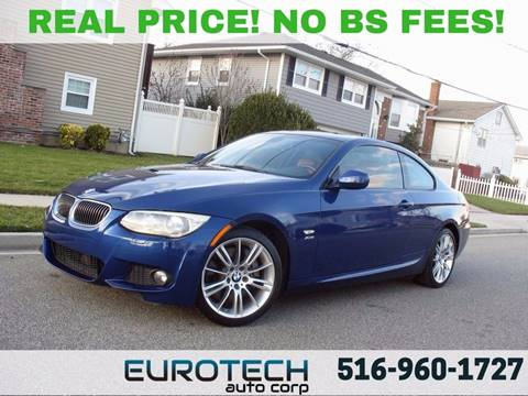 2013 BMW 3 Series for sale at EUROTECH AUTO CORP in Island Park NY
