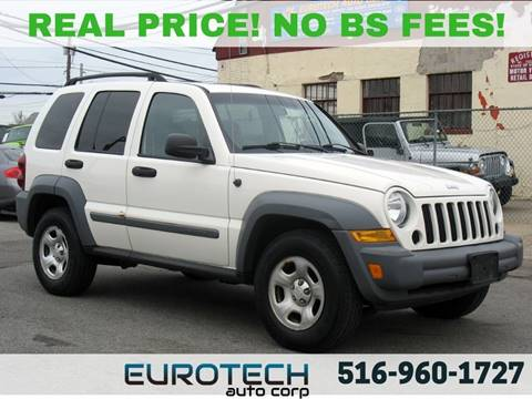 2005 Jeep Liberty for sale in Island Park, NY