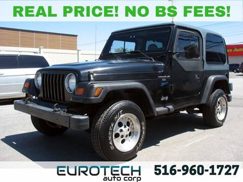 1997 Jeep Wrangler for sale in Island Park, NY