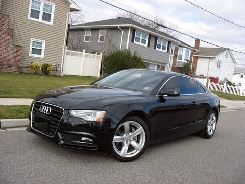 2015 Audi A5 for sale at EUROTECH AUTO CORP in Island Park NY