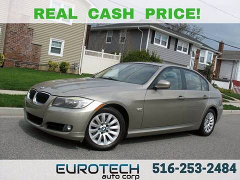 2009 BMW 3 Series for sale at EUROTECH AUTO CORP in Island Park NY