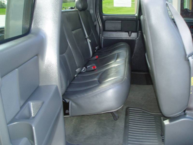 2007 Chevrolet Silverado 1500 Classic LT3 4dr Extended Cab 4WD 6.5 ft. SB - Belfast ME