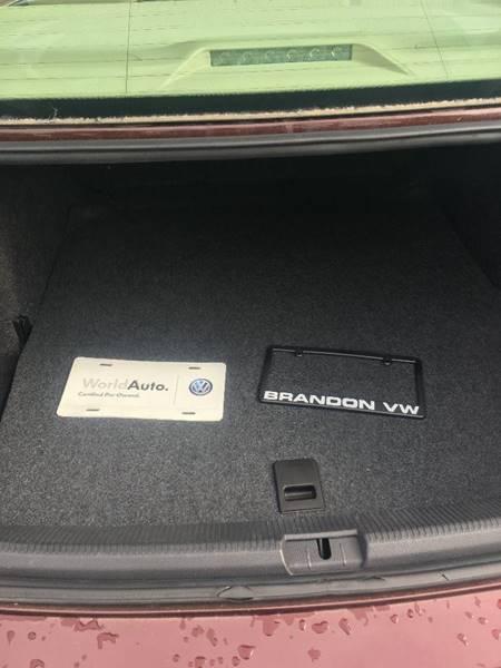 2013 Volkswagen Passat SE PZEV 4dr Sedan 6A - Belfast ME