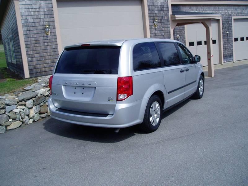 2011 Dodge Grand Caravan C/V 4dr Cargo Mini-Van - Belfast ME