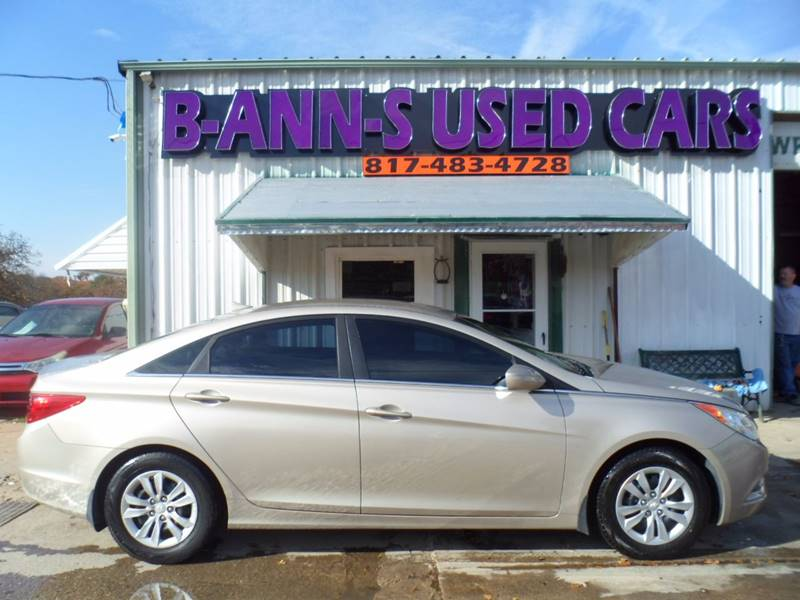 Used Cars Fort Worth >> 2011 Hyundai Sonata In Fort Worth Tx B Ann S Used Cars
