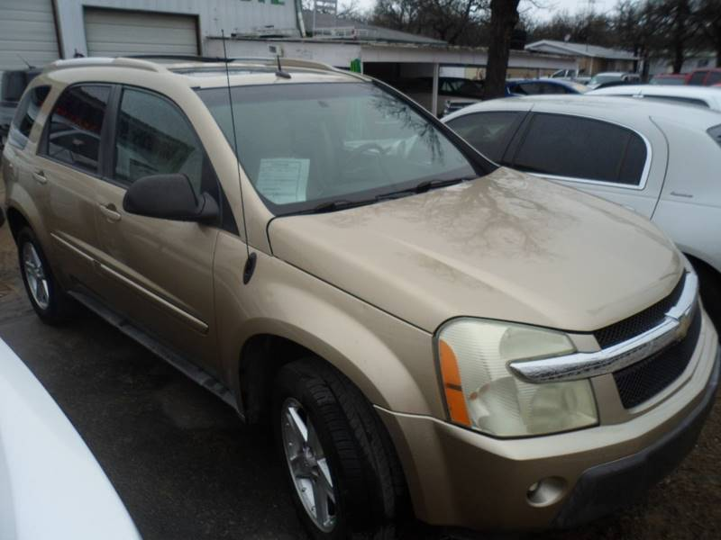 2005 Chevrolet Equinox For Sale At B Ann S Used Cars In Fort Worth