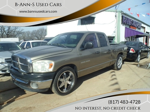 Used Cars Fort Worth >> B Ann S Used Cars Car Dealer In Fort Worth Tx