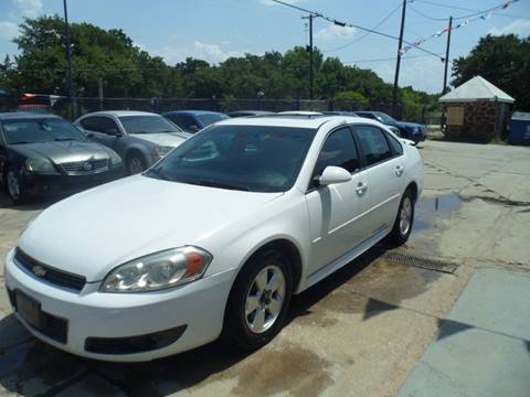 Cheap Cars For Sale >> 2010 Chevrolet Impala For Sale In Fort Worth Tx