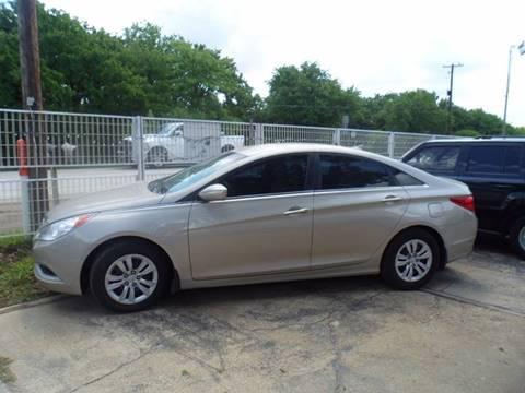 2011 Hyundai Sonata for sale in Fort Worth, TX