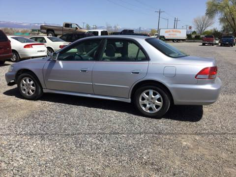 2002 Honda Accord for sale at The Car Lot in Delta CO
