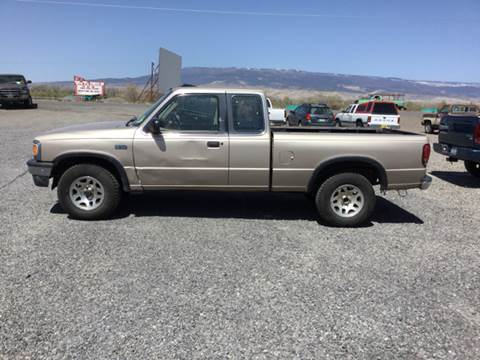 1997 Mazda B-Series Pickup for sale in Delta, CO