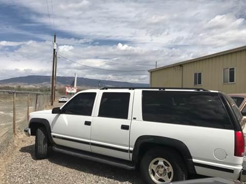 1999 Chevrolet Suburban for sale in Delta, CO