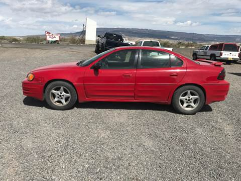 2003 Pontiac Grand Am for sale in Delta, CO