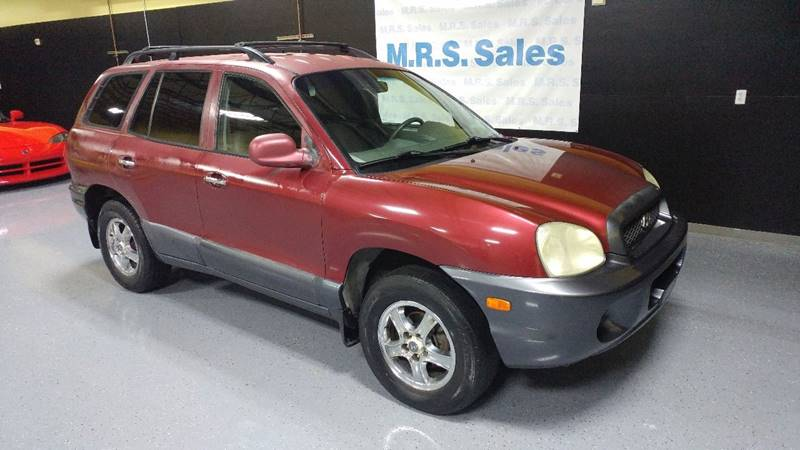 sale hill vin used santa gls hyundai for suv fe chapel raleigh htm near in