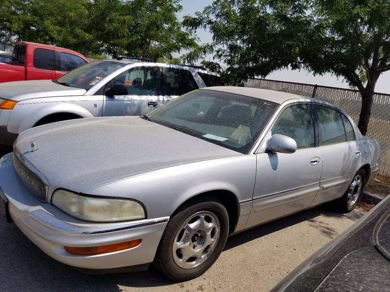Used 1999 Buick Park Avenue for sale - Pricing