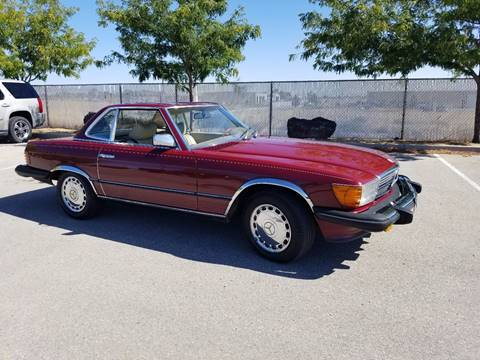 1979 Mercedes-Benz 450 SL for sale in Kuna, ID