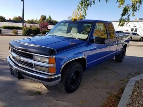 1997 GMC Sierra 1500 for sale in Kuna, ID